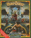 Hero Quest - Return of the Witch Lord [Data Disk] Atari disk scan